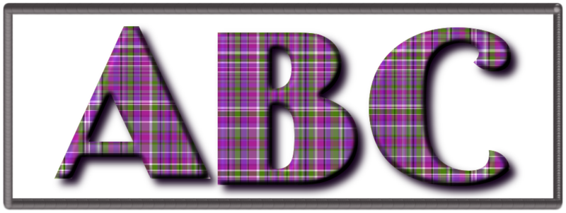Purple_Plaid_Alphabet_Preview
