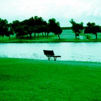 Empty_benchsqgreenshadows_blue_high