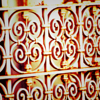Banister1saturated_vevia_xpro_lomo_